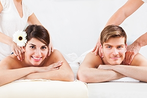 Massage en Duo - Couple - Gatineau